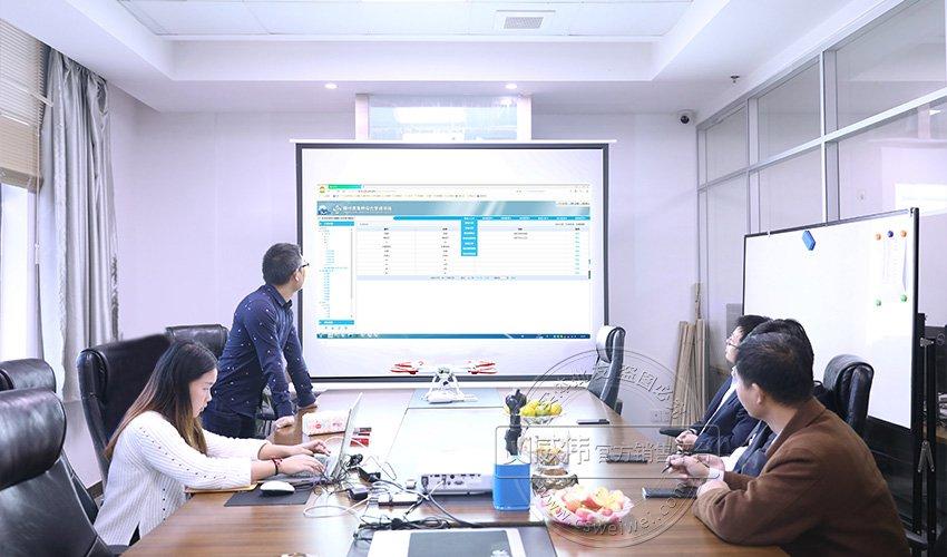 电表远程抄表系统扬州高校客户来访