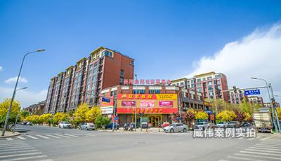 北京长滩壹号小区单相智能电表应用案例